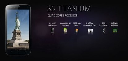 How to update Karbonn Titanium S5 to Jelly Bean 4.3 | CrunchyFeed | How to Guide | Scoop.it
