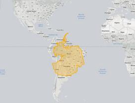Visão | O mapa mundo que aprendemos na escola é uma farsa | Tudo o resto | Scoop.it