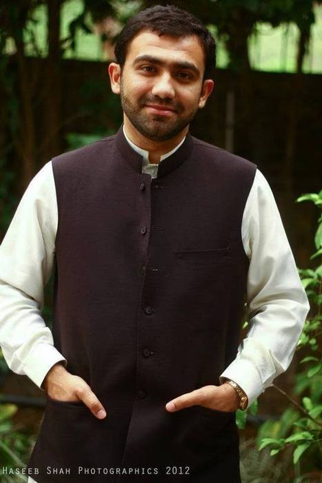 Meet the Youth Prime Miinister of Pakistan Engineer Amir Abbas Turi a Proud son of the soil Parachinar Kurram Agency | parachinarvoice | Scoop.it
