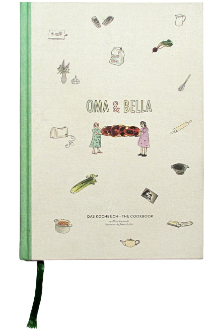 Oma & Bella Cookbook | Gastronomic Expeditions | Scoop.it