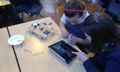 iPads in the classroom: embedding tech in primary curriculum | Go Go Learning | Scoop.it