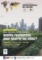 Alimentations du monde : nourrir durablement les villes - CIRAD | International aid trends from a Belgian perspective | Scoop.it