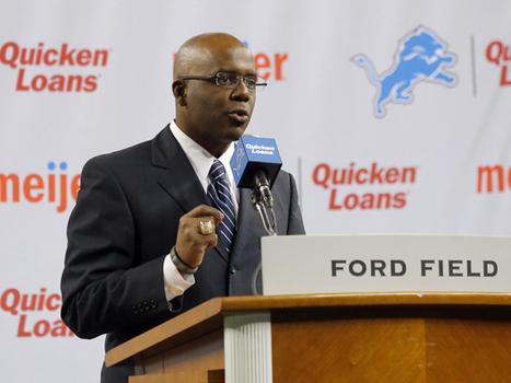 Mayhew: 'Draft has a lot of depth'   Detroit Lions   Scoop.it
