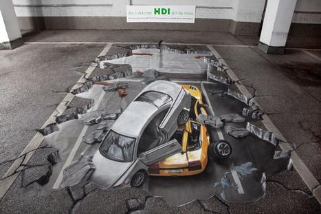 Top 10 Mind Blowing Examples of 3D Street Art Painting   Best Information   Scoop.it