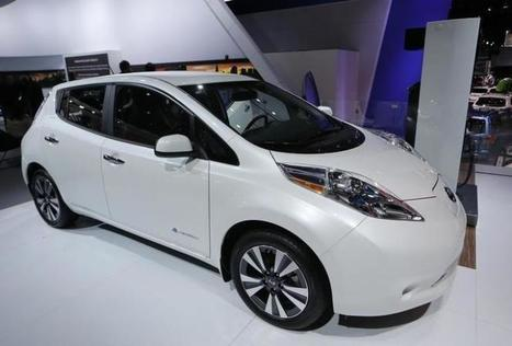 Electric car tipping point may challenge pioneers | Nerd Vittles Daily Dump | Scoop.it