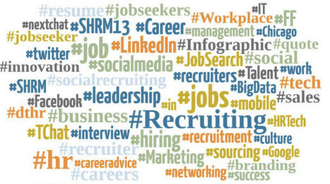 The 50 Most Popular Recruiting Influencers on Twitter | Job Search & Interview skills | Scoop.it