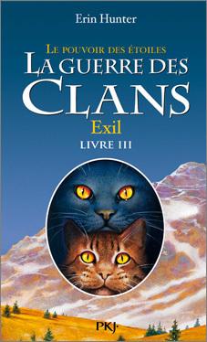 La guerre des clans : Exil | Livres lus et conseillés par Bastien Fort (Loire) | Scoop.it