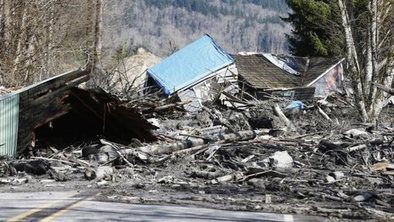 Rising death toll from US landslide | AS Population & Tectonics (WJEC) links | Scoop.it