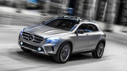 Mercedes Benz GLA   Exotic Car Rentals   Scoop.it
