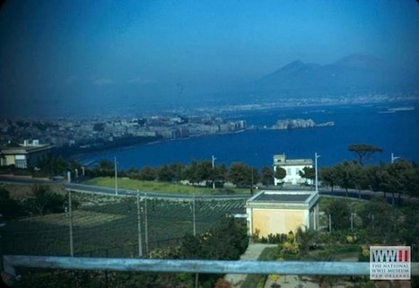 Sul web in foto a colori la Napoli del 1943 - Napoli | Généal'italie | Scoop.it