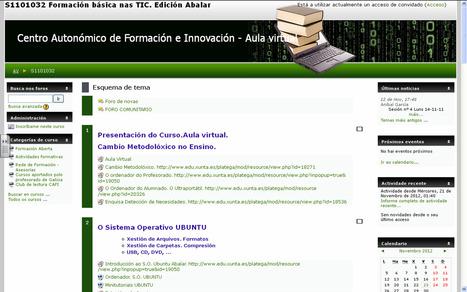 Curso: S1101032 Formación básica nas TIC. Edición Abalar | Tic, Tac... y un poquito más | Scoop.it