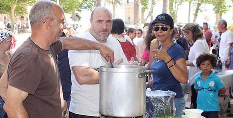 Soupe de poisson géante sur la place Paoli à L'Ile-Rousse | Ile Rousse Tourisme | Scoop.it