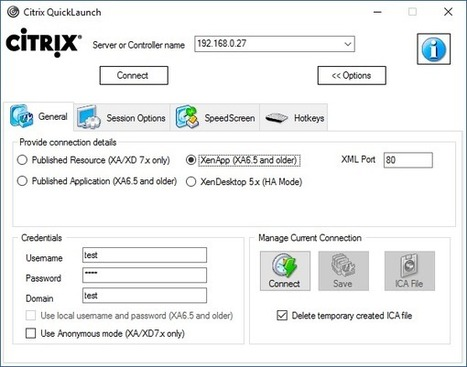 Annoucing Citrix QuickLaunch 4.0 | Citrix Blogs | Desktop transformation | Scoop.it