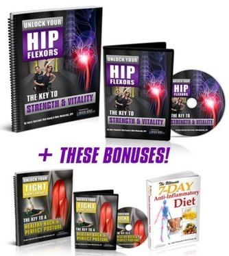 Unlock Your Hip Flexors System Review   Health   Scoop.it