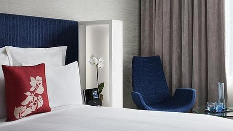 Smartphone mobile check-in starts at Sydney Harbour Marriott, to be rolled out at hotels across Australia | Mobile travel | Scoop.it