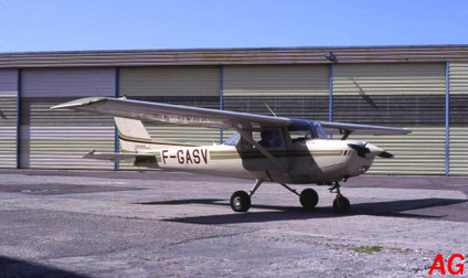 Le Cessna 152 (1) - aviation le havre | 101tampons | Scoop.it