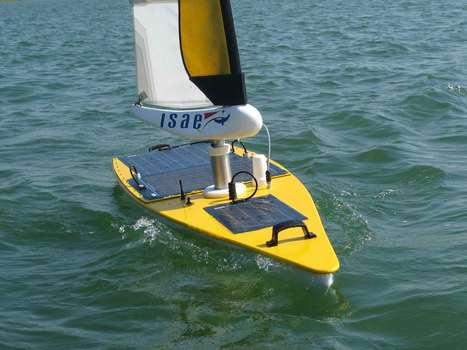 Iboat II : un robot bateau | Les robots domestiques | Scoop.it