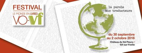 « Lire et faire lire », tel est l'objectif poursuivi par les libraires fondateurs du festival Vo-Vf, le monde en livres | Emploi Métiers Presse Ecriture Design | Scoop.it