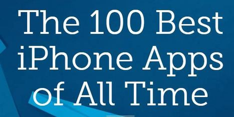The 100 best iPhone apps of all time - @MakeUseOf | iPhone apps and resources | Scoop.it
