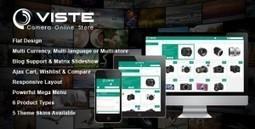 SM Viste - Themeforest Responsive Multi-Purpose Magento Theme | Theme Mart | Scoop.it