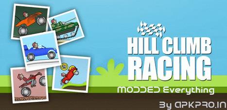 Hill Climb Racing v1.11.0 Mod (Unlimited Money) - APK Pro World | jelly beans | Scoop.it