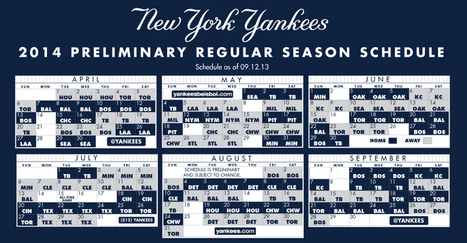 New York Yankees Schedule And Tickets   Central87.com Concert and Event Tickets   Scoop.it