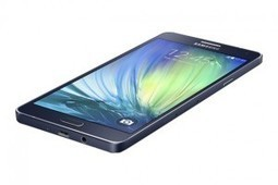 Samsung - annonce le smartphone Galaxy A7 | Monhardware | Scoop.it