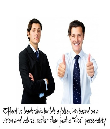Respect vs. Likability Factor Of Leadership | The Second Mile | Scoop.it