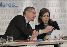 Gallardón 'a tortas' con Soraya: o le aprueban la ley del aborto antes ... - elplural.com | Partido Popular, una visión crítica | Scoop.it