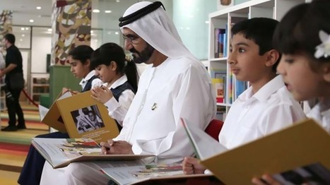 UAE President Aims At Making The Country Global Capital For Knowledge And Culture - 3villaz.com   Dubai UAE (Real Estate, Corporate Advertising & Interior Fit outs)   Scoop.it