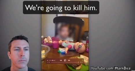 "VIDEO: Mexican Parents Train 3-Year-Old Girl to Say ""We Have to Kill Donald Trump"" 