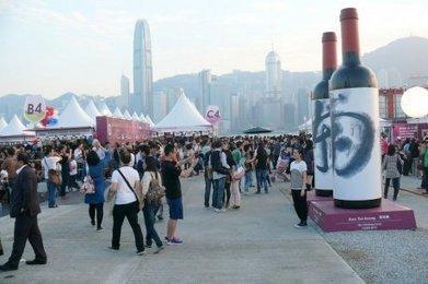 Hong Kong remet le couvert pour Bordeaux | Agriculture en Gironde | Scoop.it