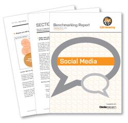 Social Media Benchmarking Report 2013 | b2bmarketing.net | B2B Marketing and PR | Scoop.it