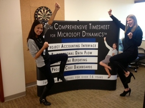 The Countdown For Microsoft Convergence 2013 Begins! - Journyx - Timesheet, Resource Scheduling, Time Tracking | PMO Relations | Scoop.it
