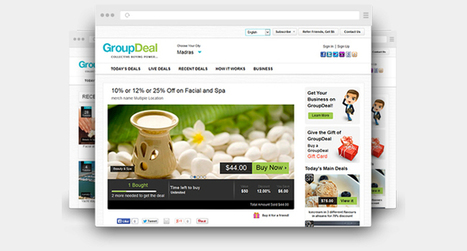 GroupDeal - Groupon Clone Script | Group Buying Script | Scoop.it
