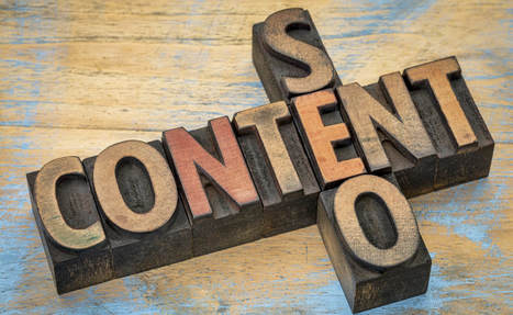 Why SEO should always complement your content marketing | Growth Insights from Growth Engine Labs | Scoop.it
