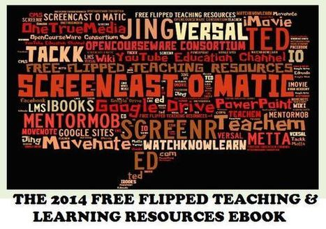 Awesome Free Flipped Teaching and Learning Resources eBook Now Available! | Humanities Resources | Scoop.it