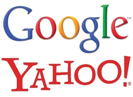 Yahoo Site Visits Surpass Google for First Time Since 2011: comScore Report | All About Digital Marketing | Scoop.it