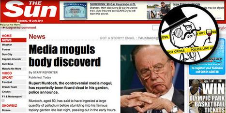 Prison pour quatre pirates informatiques anglais | Média Mieux | Scoop.it