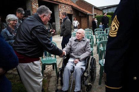 Europe Pulls All Stops for WWII Anniversaries | Veterans | Scoop.it
