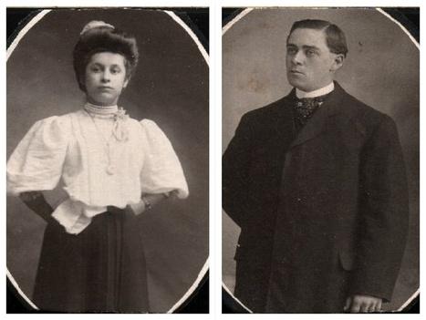 52 ancêtres en 52 semaines : #1 – Rosa Tourville (née Denis) (1887-1973) | Généalogie en tête | Rhit Genealogie | Scoop.it