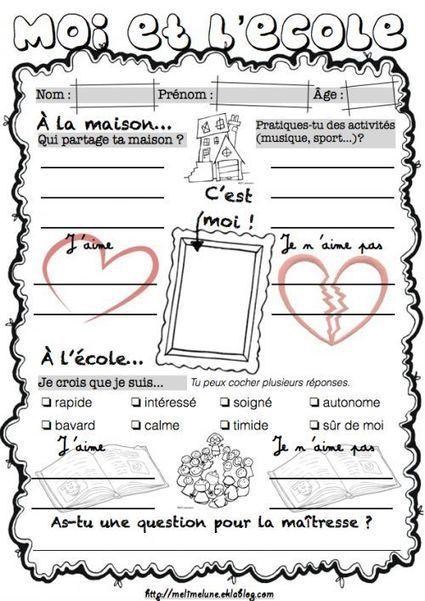 Moi et l'école | teach | Scoop.it
