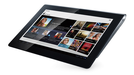 Sony Tablet with Android 3.0 : Sony | Business Wales - Socially Speaking | Scoop.it
