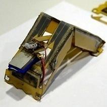 3D-Printed Robot Assembles Itself : DNews | Radio Show Contents | Scoop.it