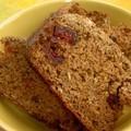 gâteau aux flocons de sarrazin, farine de châtaigne et cranberries sans gluten - On mange sans gluten ! | Doc culinaire | Scoop.it