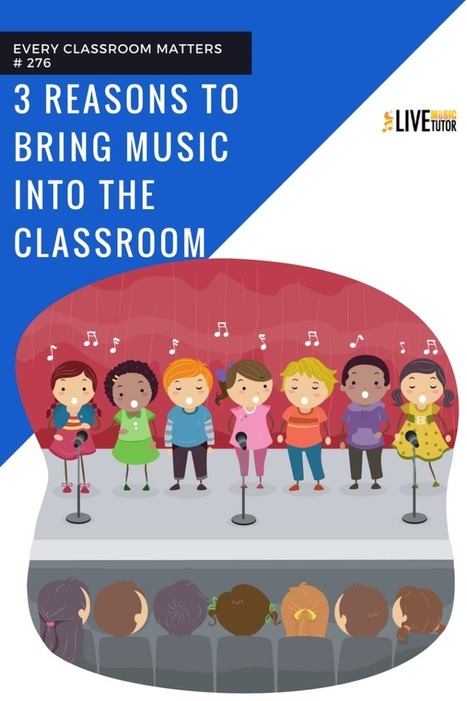 3 Reasons to Bring Music into the Classroom | Durff | Scoop.it