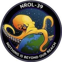 U.S. Spy Rocket Has Octopus-Themed 'Nothing Is Beyond Our Reach' Logo. Seriously. | Police State: We Must Watch The Watchers | Scoop.it