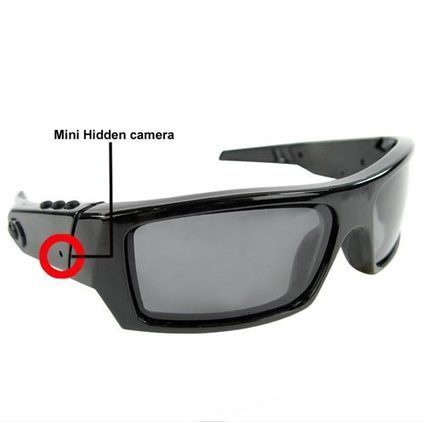Hidden Camera in Specs is Best Gadgets of any Sting Operation ... | Stun Gun in India | Scoop.it