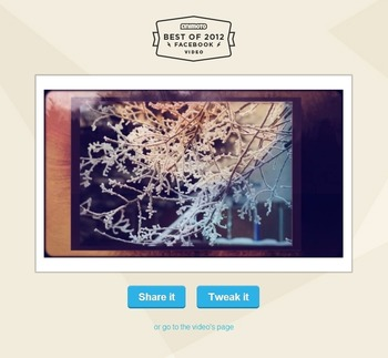 Animoto lets you share your story through Facebook pictures | Business in a Social Media World | Scoop.it