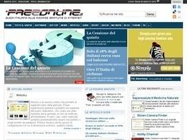 Freeonline - La guida italiana alle risorse gratuite | Trovalavoroweb | Scoop.it